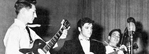 Le légendaire guitariste d'Elvis Presley, Scotty Moore, est mort