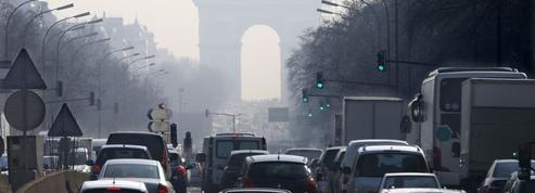 Les voitures polluantes bannies de Paris dès le 1er juillet