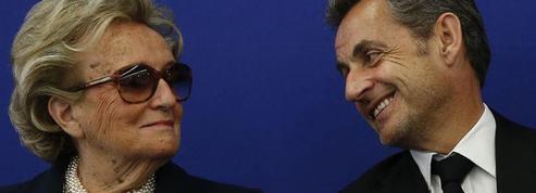 Primaire LR : Bernadette Chirac en campagne pour Sarkozy