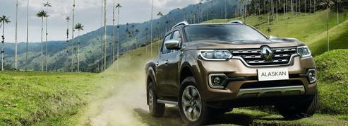 Renault se lance à l'assaut du pick-up