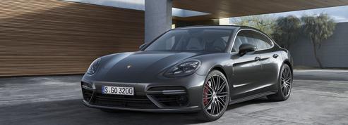 Porsche Panamera, entièrement nouvelle