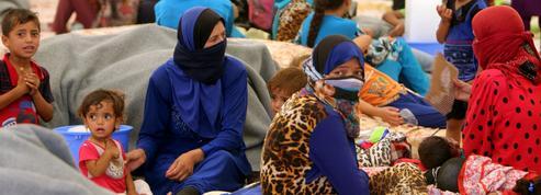 En Irak, avec les déplacés de la région de Mossoul