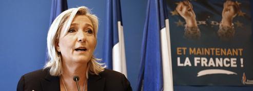 FN: Marine Le Pen se donne l'été pour fixer son programme économique