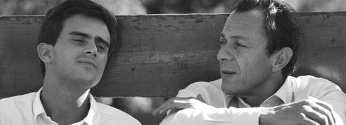 Disparition de Michel Rocard : Manuel Valls perd son «père en politique»