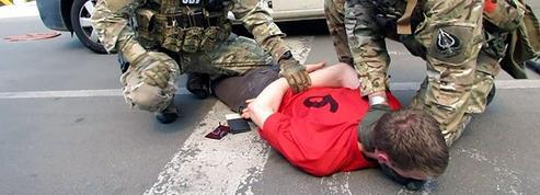 Le Français arrêté en Ukraine avec un arsenal de guerre refuse de parler