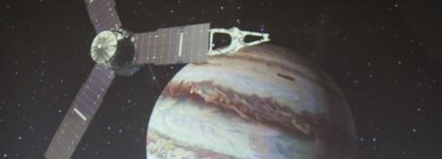 Juno perce les secrets de Jupiter, les résultats du Bac et encore des manifs: le brief de la matinale