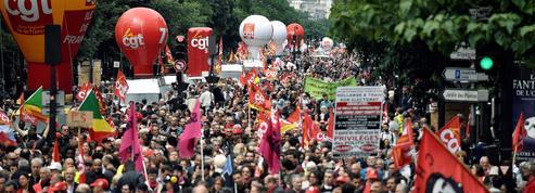 Loi travail : les chiffres des mobilisations depuis le 9 mars