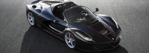 Ferrari décapsule LaFerrari