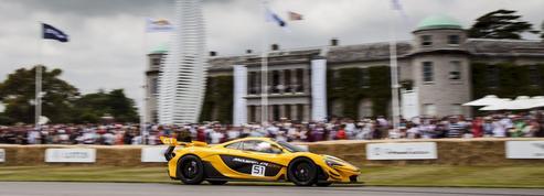 Festival of Speed de Goodwood, spectacle garanti