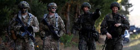 Dès 2017, quatre bataillons d'environ 1000 soldats seront déployés à l'est de l'Europe
