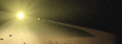 Des météorites ont enregistré les débuts très chaotiques du Système solaire