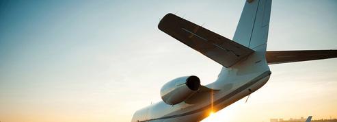 L'«Uber de l'aviation» lance des vols en jet privé à prix cassés