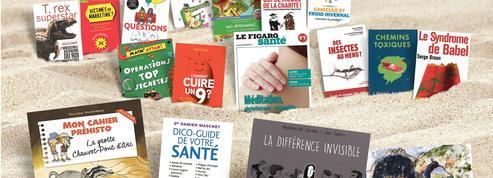 Les sciences en vacances : notre sélection de livres pour l'été