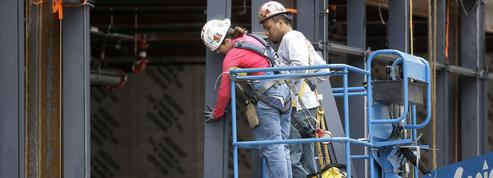 Net rebond de l'emploi américain