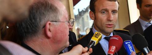 Macron à Bercy, beaucoup de paroles mais peu d'actes concrets