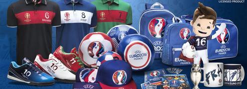 Les produits dérivés de l'Euro 2016 ont fait un carton