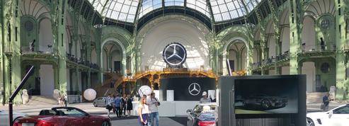 Rêve étoilé au Grand Palais