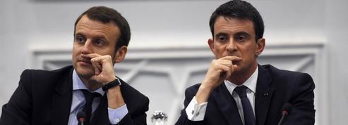 Valls accuse Macron de céder aux «sirènes du populisme»