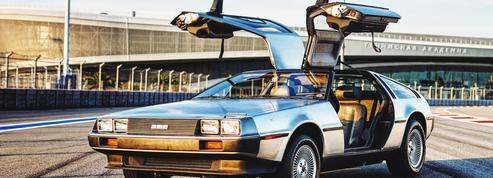 La DeLorean de Retour vers le futur :la folle machine du Doc