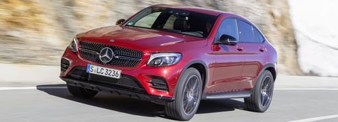 Mercedes GLC Coupé, quand sport rime avec confort