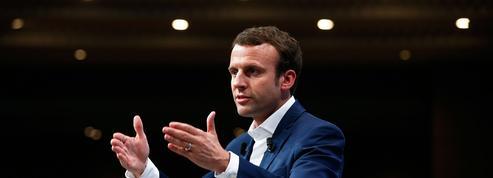 Macron: le président menace de se fâcher…