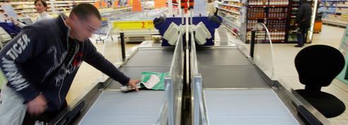 La météo a coûté 212millions d'euros aux hypers et supermarchés