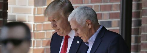 États-Unis: Trump choisit Mike Pence comme colistier