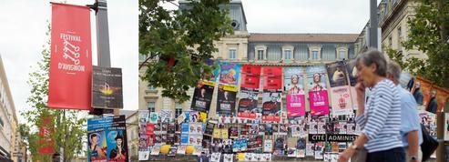 Attentat de Nice: François Hollande et l'effroi à Avignon