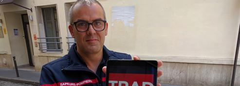 L'appli qui permet aux secouristes de communiquer avec les touristes malades