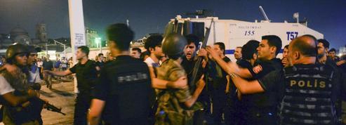 Tentative de coup d'État en Turquie: le point sur une nuit de chaos