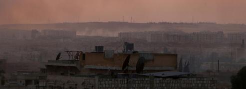 À Alep, le siège des quartiers rebelles est total