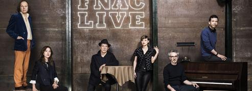 Fnac Live 2016: Louise Attaque, Fakear et Miossec en concerts gratuits
