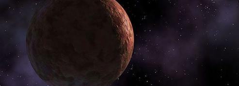 Une planète naine découverte dans le Système solaire