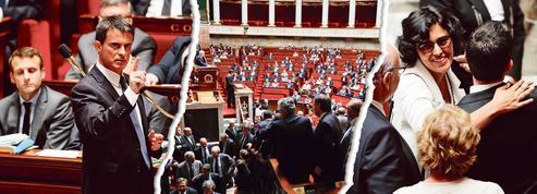 Valls précipite l'adoption définitive de la loi travail