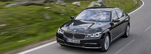 BMW 740e, la limousine qui énerve les écologistes