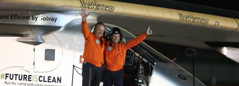 Le tour du monde de Solar Impulse, la grève à Air France et les JMJ : le brief du matin
