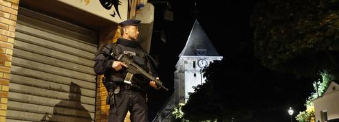 Attaque djihadiste à Saint-Étienne-du-Rouvray: ce que l'on sait