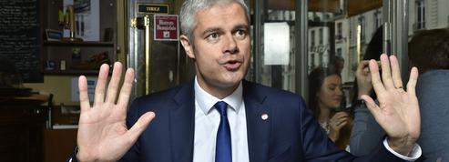 Laurent Wauquiez: «Manuel Valls et Bernard Cazeneuve doivent partir»
