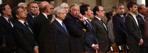 Hommages au prêtre assassiné, le millard d'iPhone et Obama: le brief du matin