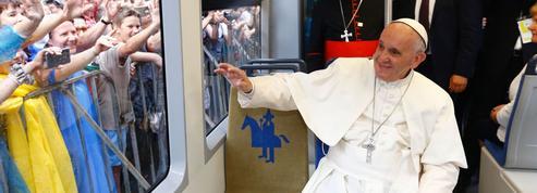 À Cracovie, le «n'ayez pas peur» du pape François aux jeunes