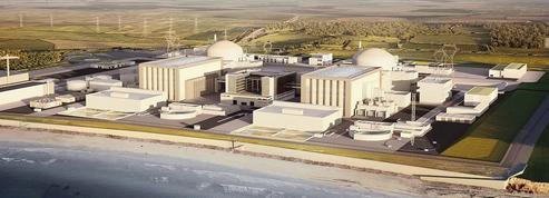 EDF lance la construction de deux EPR au Royaume-Uni
