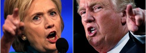 Clinton-Trump:le face-à-face dans la dernière ligne droite