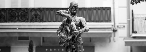 Picasso, Vallauris et les moutons de Panurge