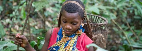 Le secret des Pygmées, partager la nourriture