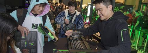 L'e-sport, une mine d'or pour les marques informatiques