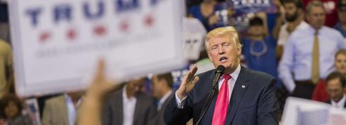 États-Unis: Donald Trump, candidat en danger