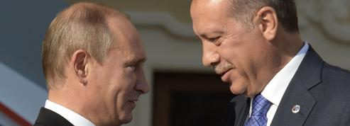 La réconciliation entre le «tsar» Poutine et le «sultan» Erdogan