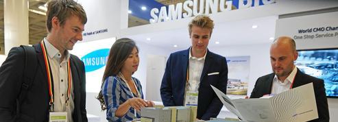 Les activités biotech de Samsung bientôt en Bourse
