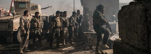 Irak: les pechmergas à l'orée de Qaraqosh
