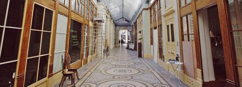 À Paris, la galerie Vivienne en perte d'identité